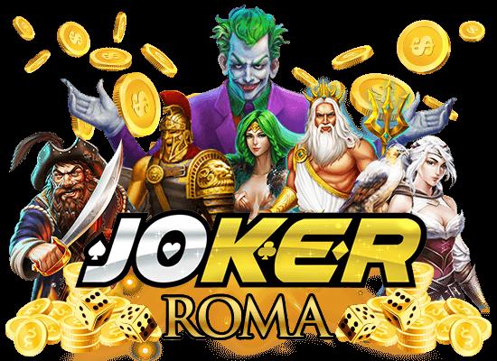 Joker Slot Roma สล็อตออนไลน์ สล็อตโรม่า